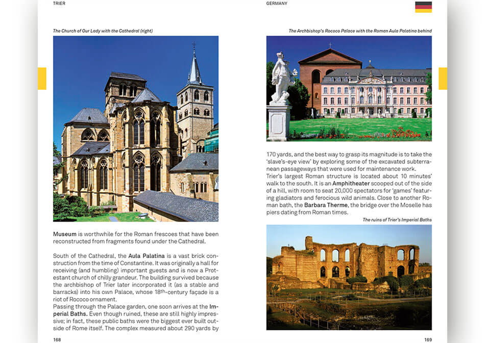 Travel guide Rhine inner page 2